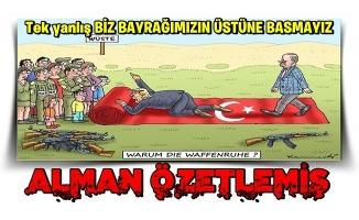 Alman basını, Türkiye-ABD anlaşmasını özetledi