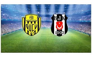Ankaragücü-Beşiktaş maç özeti