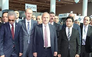 Bakan Turhan: 'Büyük İstanbul Tüneli'nin planlamalarını tamamladık