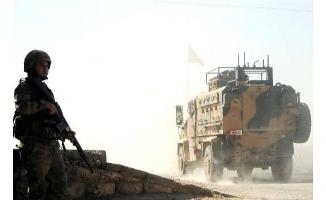 Barış Pınarı Harekatı'nda 2'nci gün! Terör hedefleri ateş altında