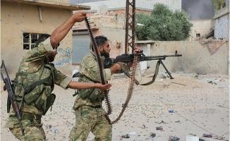 Barış Pınarı Harekatı'nda 9. gün... Tel Abyad ve Resulayn'da şiddetli çatışma