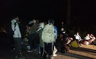 Çanakkale'de yasa dışı göçle mücadele