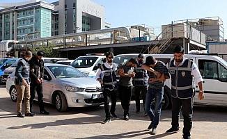 Gaziantep'te hırsızlık operasyonu: 3 gözaltı