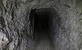İlçe merkezini kaplayan tünel sistemi ortaya çıkarıldı