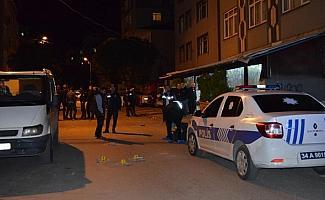 Maltepe'de silahlı kavga: 1 yaralı