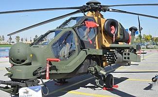 Milli SİHA ile Atak helikopteri, öğrencilerle buluşturuldu