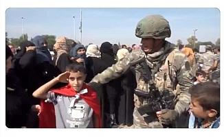 Askerden 'Korkmayın, zulüm bitiyor' paylaşımı