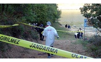 Ömerli Barajı'nda dehşet  cinayet
