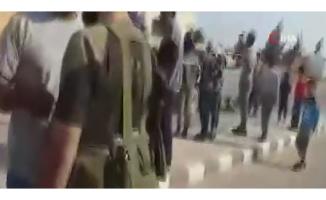 PKK/PYD zulmünden kaçan sivillere yardım