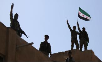 Son dakika... Tel Abyad ilçe merkezinin batı kesiminde kontrol sağlandı