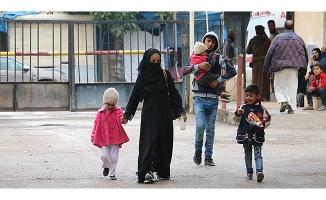 Tel Abyad'ta hayat normale dönmeye başladı