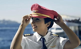 THY pilotu Bilge Derin, kanseri yendi