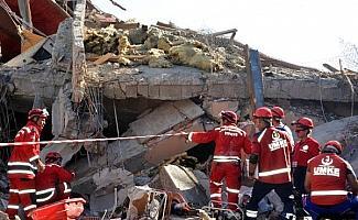 Ulusal deprem tatbikat gerçeğini aratmadı