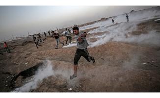Gazze'yi İsrail ateşkese rağmen vurmaya devam ediyor