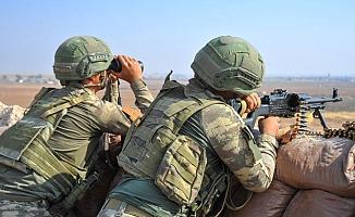 PKK/YPG'den son 24 saatte 11 taciz ve saldırı!
