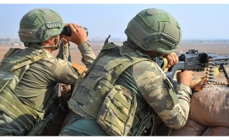 MSB: Barış Pınarı Harekatı bölgesine 11 taciz/saldırı gerçekleştirildi