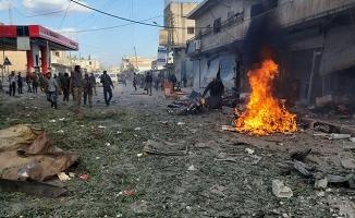 Tel Abyad'da bombalı saldırı: Çok sayıda ölü var