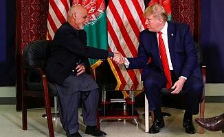 Trump Afganistan'da duyurdu