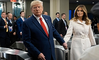 Trump: Suikasta uğrarsam Melania ağlamaz