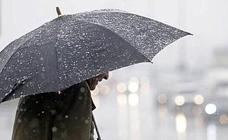 Yağmur ve fırtına uyarısı! Meteoroloji saat verdi!