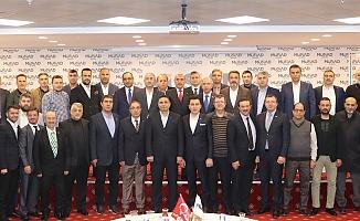 """Bakan Yardımcısı Demirtaş, """"Bursa, Çevre ve Şehircilik Bakanlığı'nın gündeminde"""""""