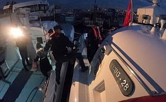 Balıkesir'de 48 düzensiz göçmen yakalandı