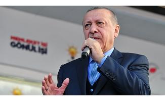 'Bugün 17 yıl öncesine göre daha güçlü bir Türkiye var'