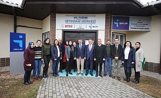 Bursa'da iş sahibi yapan merkez!