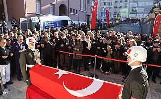 Bursa'nın ilk belediye başkanı uğurlandı