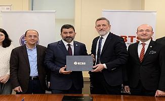BUTEKOM'dan üniversite sanayi işbirliğine destek
