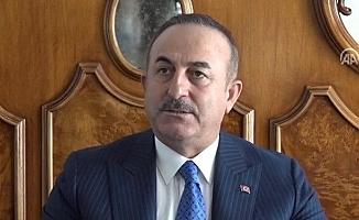 Çavuşoğlu'dan Libya açıklaması