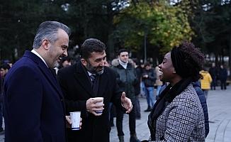 Çorba çeşmesi, Bursa Teknik Üniversitesi'nde