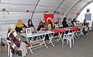 HDP önündeki eylemde 93'üncü gün