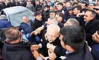 Kılıçdaroğlu'na saldırıda yeni gelişmeler!