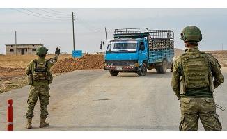 'Rasulayn veT el Abyad'da  toplam 41 yol kontrol noktası oluşturuldu'