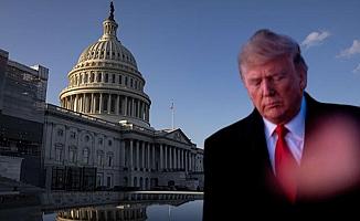 Trump'ın azli Temsilciler Meclisi'nde kabul edildi!