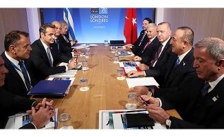 Yunanistan Başbakanı'ndan Erdoğan görüşmesi sonrası açıklama
