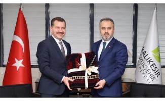 Balıkesir ve Bursa'dan işbirliği