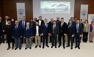 Burkay'dan yerli otomobil değerlendirmesi