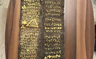 Bursa'da tarihi 'Tevrat' ele geçirildi!
