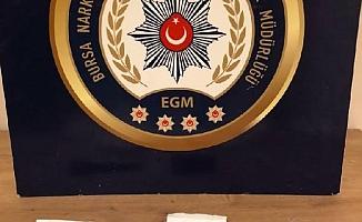Bursa'da uyuşturucu tacirlerine büyük darbe!