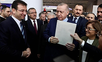 Cumhurbaşkanı Erdoğan'a 4 sayfalık mektup!