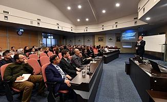 Osmangazi'den personele ihale mevzuatı eğitimi
