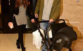 Siena Leyla alışverişte