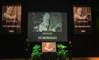 'Toprak Dede' için ilk tören düzenlendi