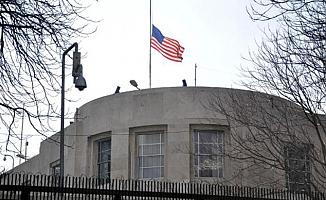 ABD Ankara Büyükelçiliği'nden 'ateşkes' çağrısı