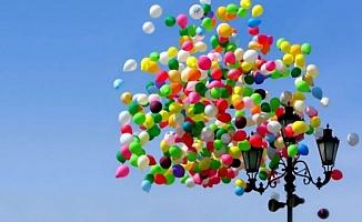 Bakanlıktan uçan balon uyarısı