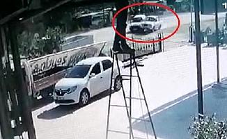 Bursa'da hatalı dönüş kazaya sebep oldu