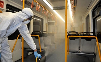 Bursa'da koronavirüsüne karşı önlem!