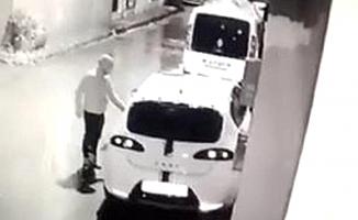 Bursa'da otomobil hırsızlığı